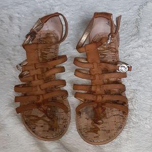 Sam Edelman Greek Styled Sandals Sz 9m
